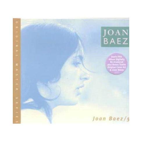 Joan  Joan; Baez Baez - Joan Baez 5 (Bonus Tracks) (CD) - image 1 of 1
