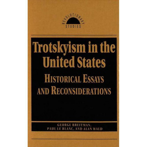 Trotskyism in the United States - (Revolutionary Studies (Hardcover)) by  George Breitman (Hardcover) - image 1 of 1