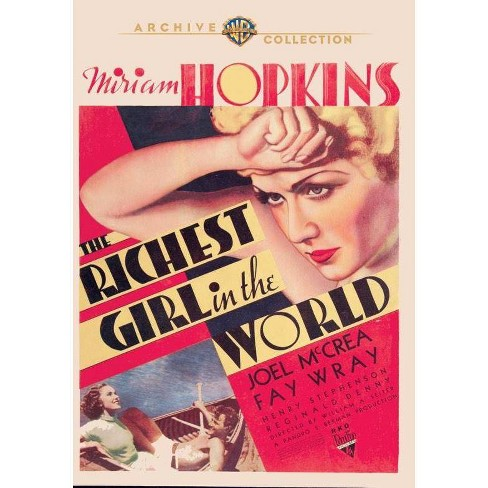 The Richest Girl In The World (DVD) - image 1 of 1