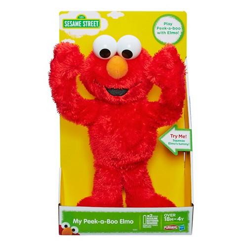 Sesame Street Peek A Boo Elmo Target