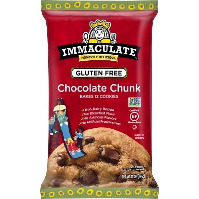 Immaculate Gluten Free Chocolate Chunk Cookie Dough - 14oz