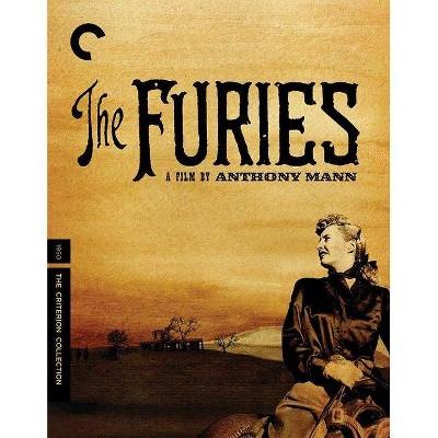 The Furies (Blu-ray)(2021)
