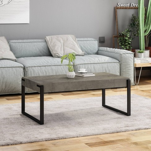 Merion Modern Contemporary Coffee Table Christopher Knight Home