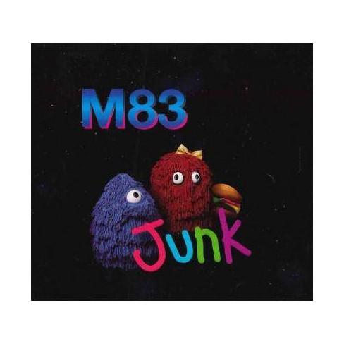 M83 - Junk (Digipak) * (CD) - image 1 of 1