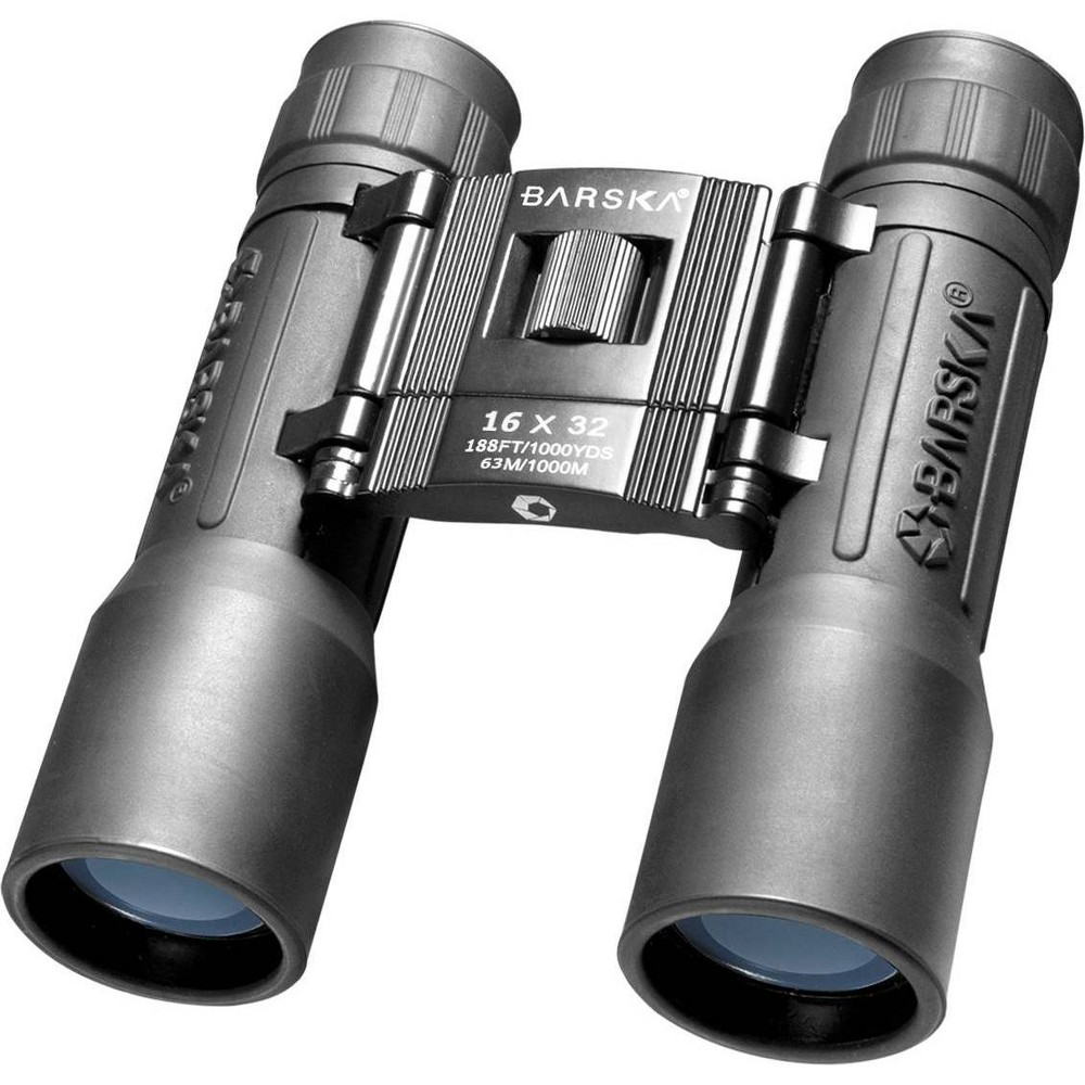 Barska 16x32mm Binoculars Lucid Blue