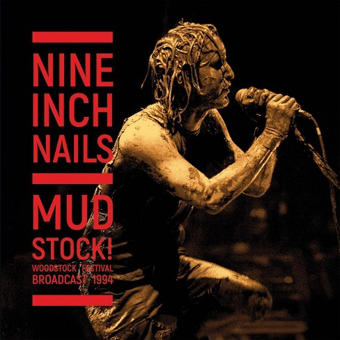 Nine Inch Nails - MUDSTOCK (WOODSTOCK 1994) (Vinyl) - image 1 of 1