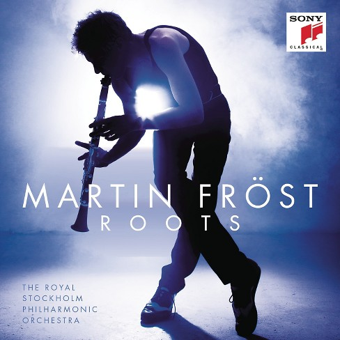 Martin frost - Roots (CD) - image 1 of 1