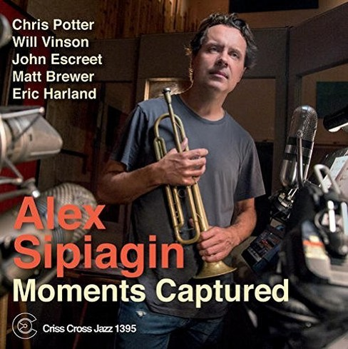 Alex Sipiagin - Moments Captured (CD) - image 1 of 1
