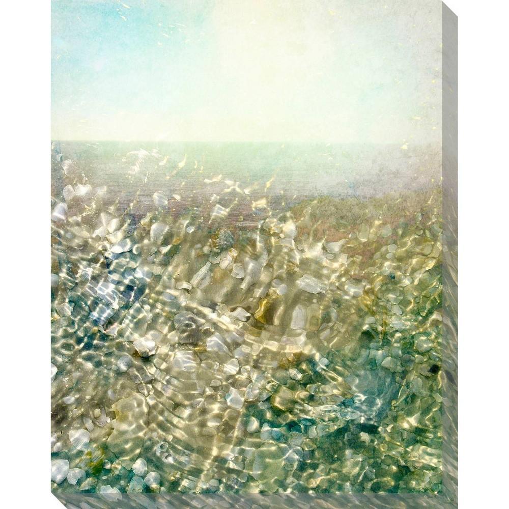 Image of Ocean Dream I Unframed Wall Canvas Art - (24X30)