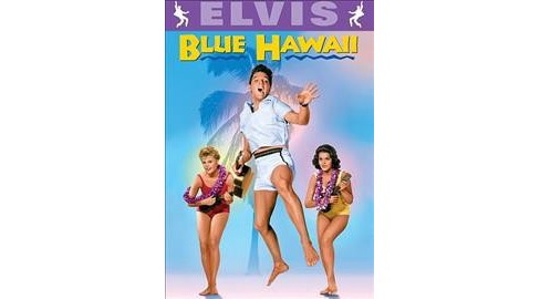 Blue Hawaii (DVD) - image 1 of 1