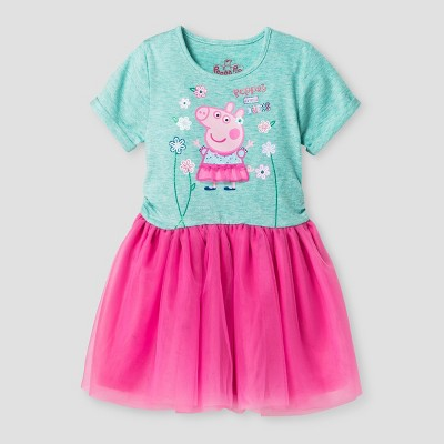 d06c5cc56 Toddler Girls Peppa Pig T-Shirt Dress 2T – Target Inventory Checker ...