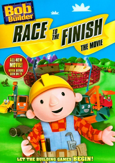 Bob the Builder: Race to the Finish - The Movie - image 1 of 1