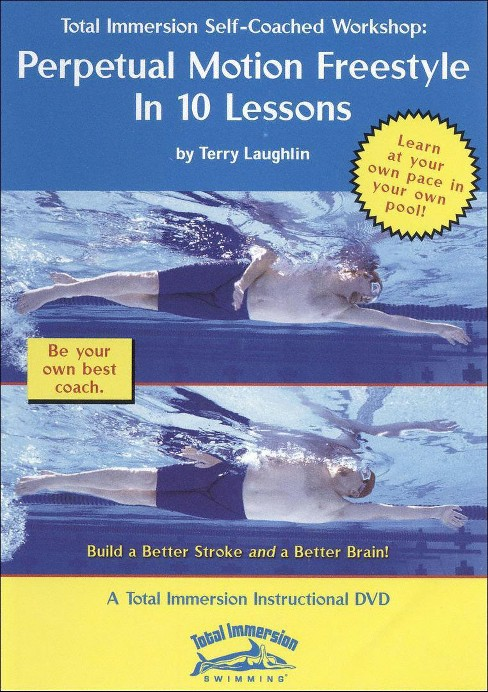 Total immersion swimming:Perpetual mo (DVD) - image 1 of 1