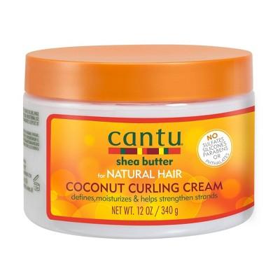 Cantu Coconut Curling Cream - 12 fl oz