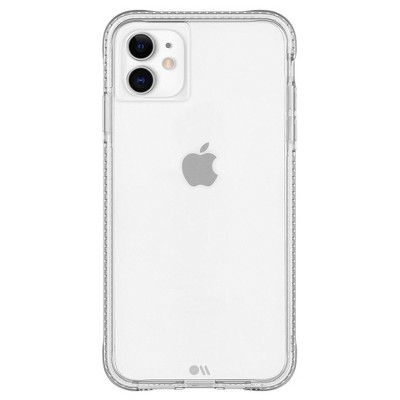 Case-Mate iPhone Case | Tough Clear Plus with Micropel