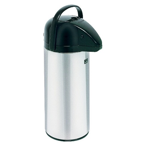 BUNN 2.5 Liter Push-Button Airpot, Glass Lined - image 1 of 1