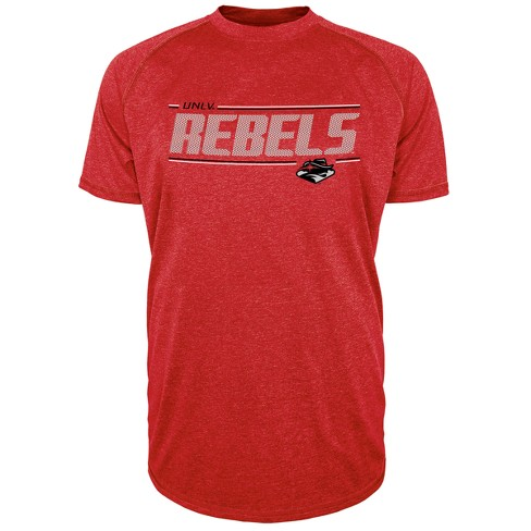 UNLV Rebels Men's Team Speed Poly Performance T-Shirt - image 1 of 1