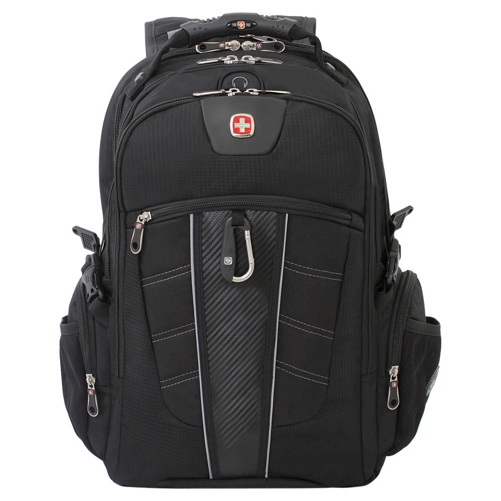 Swissgear Scansmart 18 5 34 Backpack Black