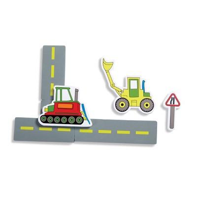 Edushape Magic Creation - Road Construction