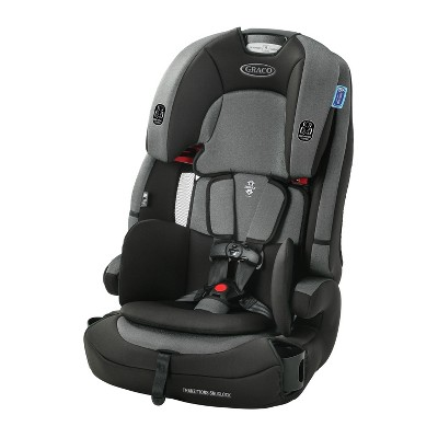 Graco Tranzitions SnugLock 3-in-1 Harness Booster Car Seat