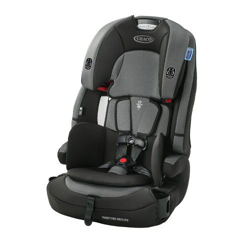 Graco Tranzitions SnugLock 3-in-1 Harness Booster Car Seat - image 1 of 4