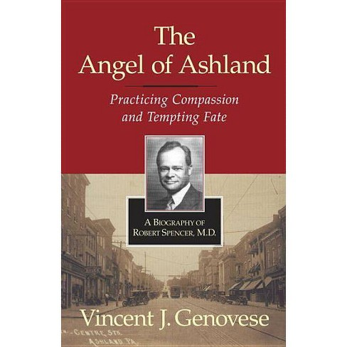 The Angel of Ashland - by  Vincent Genovese (Hardcover) - image 1 of 1