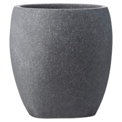 Charcoal Stone Tumbler Gray