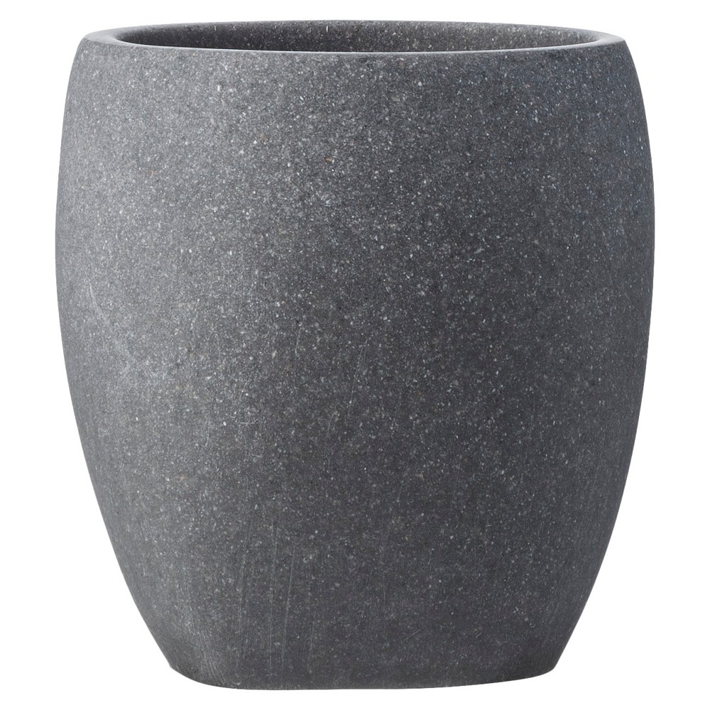 Image of Charcoal Stone Tumbler Gray