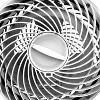 Pivot 5 Whole Room Air Circulator Ice - image 4 of 4