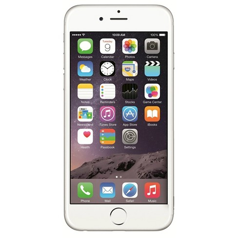 Apple iPhone 6 16GB - Silver - image 1 of 2