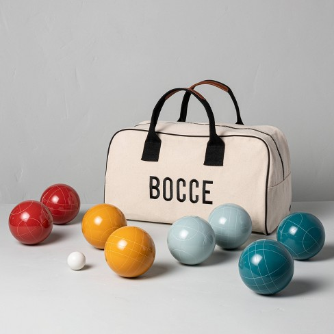 Bocce Ball Lawn Game Set - Hearth & Hand™ with Magnolia - image 1 of 4
