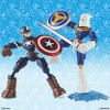 Marvel Avengers Bend and Flex - Taskmaster vs Iron Man and Captain America - image 4 of 4