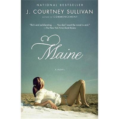 Maine - (Vintage Contemporaries) by  J Courtney Sullivan (Paperback)