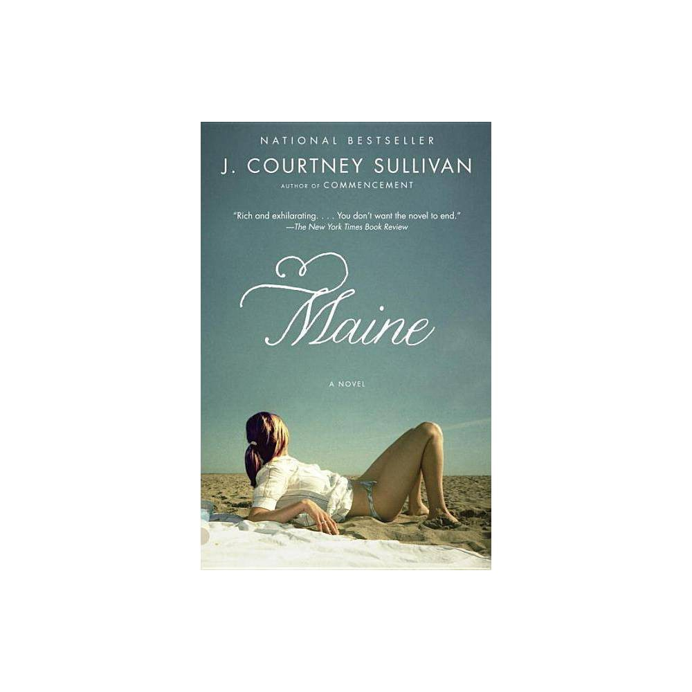 Maine Vintage Contemporaries By J Courtney Sullivan Paperback