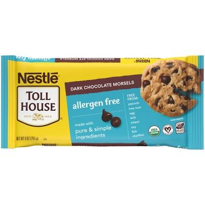 Nestle Toll House Allergen-Free Dark Chocolate Morsels - 9oz