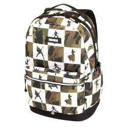 "Fortnite 18"" Kids' Multiplier Backpack - Olive/White"