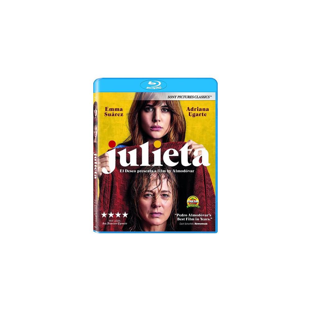 Julieta (Blu-ray), Movies