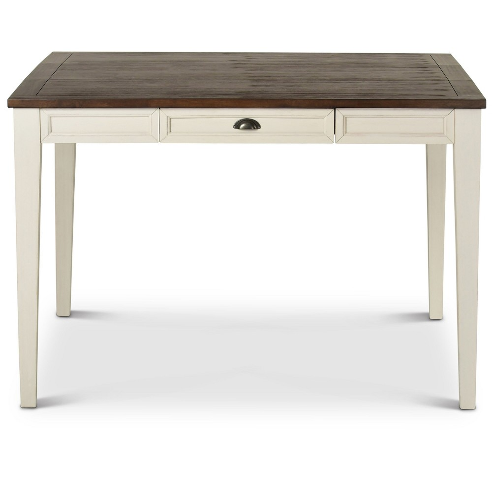Cayla Counter Table Two Tone - Steve Silver