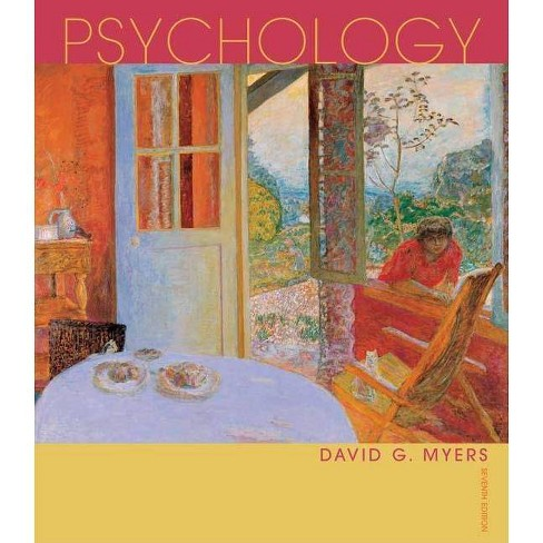 Psychology, Seventh Edition (High School) - 7 Edition by  David G Myers (Hardcover) - image 1 of 1
