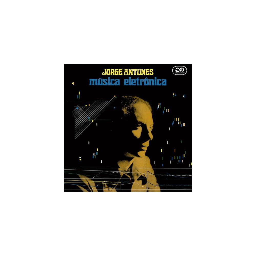 Jorge Antunes - Musica Eletronica (Vinyl)