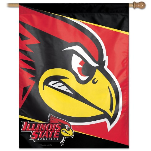 NCAA Illinois State Redbirds Vertical Banner - image 1 of 1