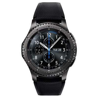 Samsung Gear S3 Frontier Smartwatch - Dark Gray