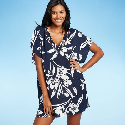 Women's Ladder Trim Cover Up - Kona Sol™ Blue
