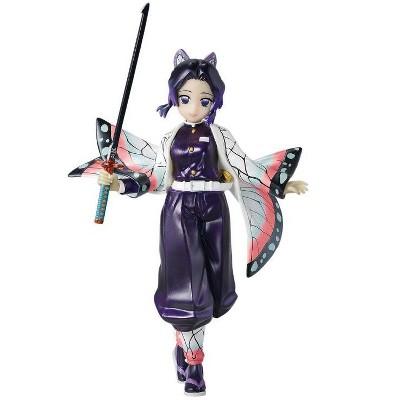 Bandai Ichibansho Demon Slayer Shinobu Kocho Pearl White Figure Statue