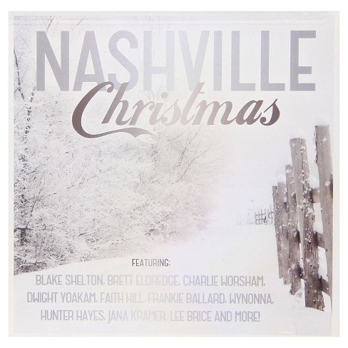 Various Artists - Nashville Christmas - image 1 of 1