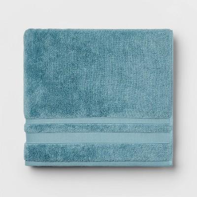 Performance Bath Towel Aqua - Threshold™