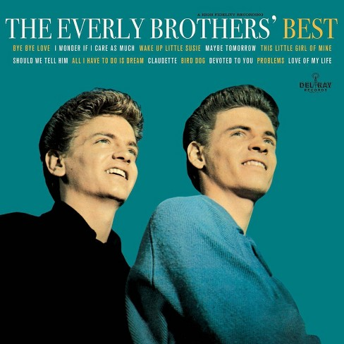 Everly Brothers - Everly Brothers' Best (Vinyl) - image 1 of 1