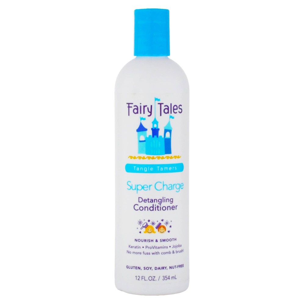 Image of Fairy Tales Super-Charge Detangling Conditioner - 12 fl oz