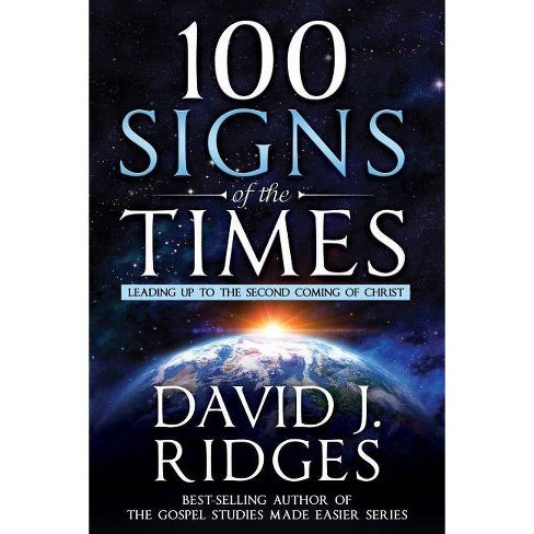 100 Signs of the Times - (Paperback) - image 1 of 1