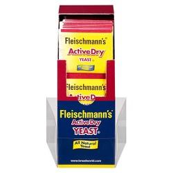 Fleischmann's Active Dry Yeast - 0.75oz/3ct